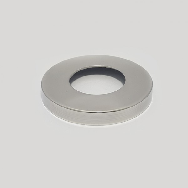 Canopla Inox 304 - Base 101mm
