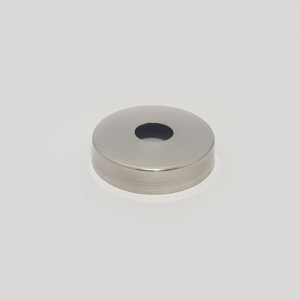 Canopla Inox 304 - Base 51mm